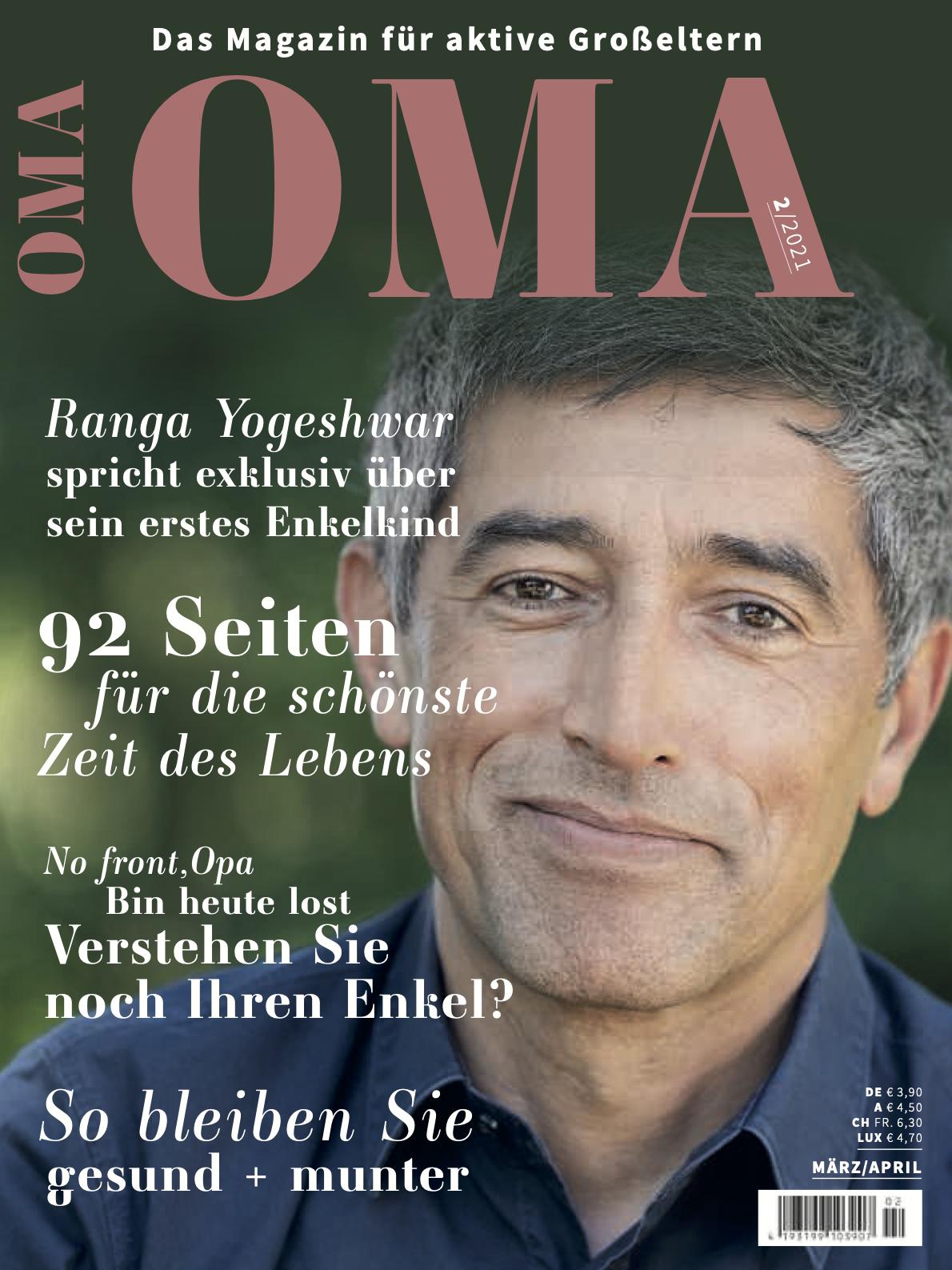 Die neue Ausgabe zum Blättern